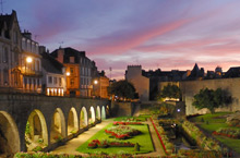 guest houses and rooms Vannes