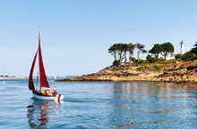 Campings Golf  van Morbihan
