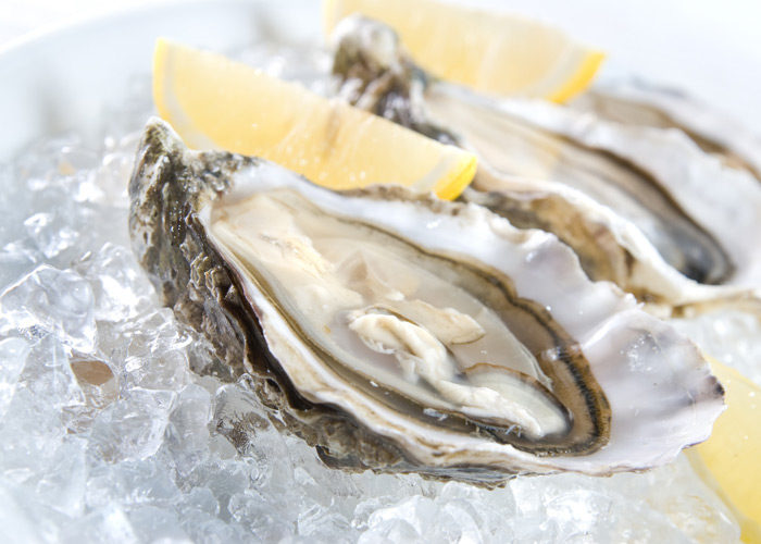 Oyster Plate © Fotolia