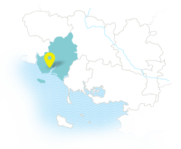 Carto situation Lorient