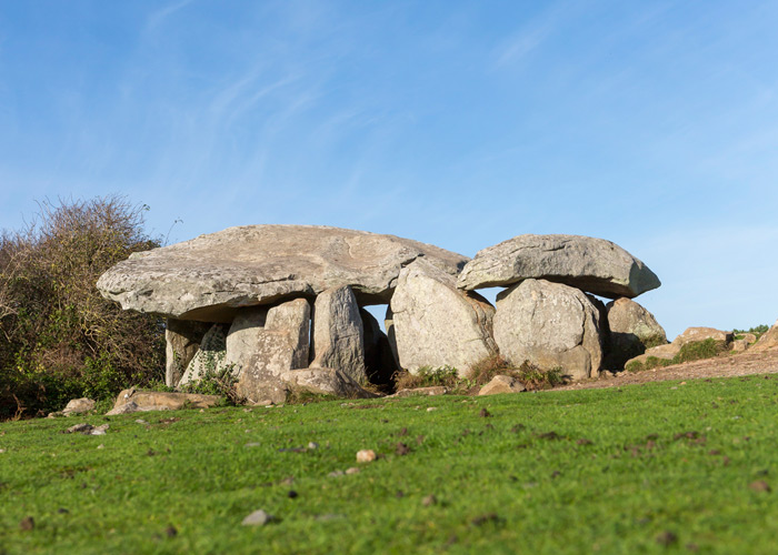 Dolmen de Penhap © F. Galivel