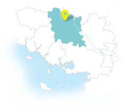 carto situation Pontivy
