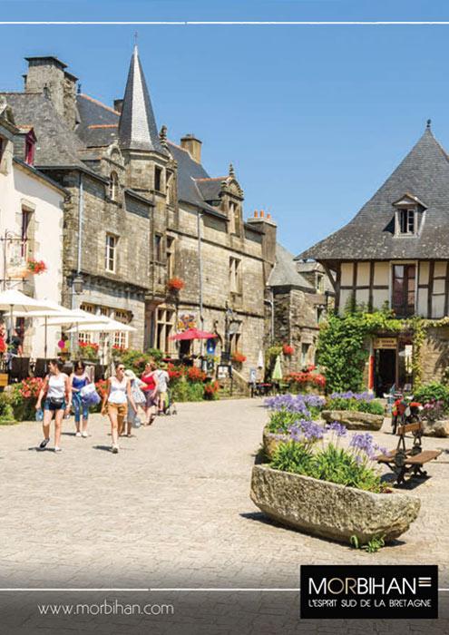 Guide Morbihan : les brochures de tourisme, les cartes touristiques…