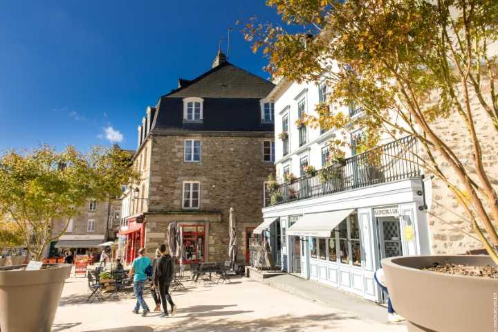 Ville du Morbihan
