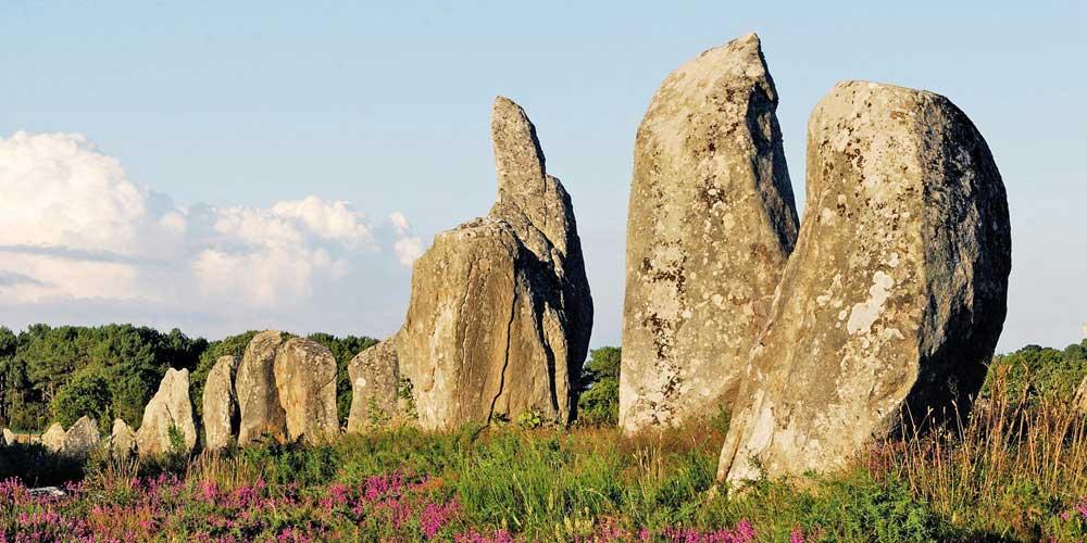 Les alignements de Carnac : visite des menhirs de Carnac | Morbihan (56)